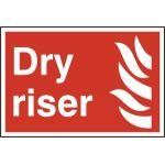 Dry riser - PVC (300 x 200mm)