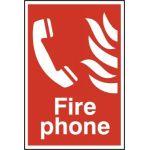 Fire phone - PVC (200 x 300mm)