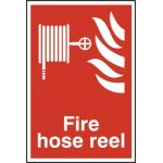 Fire hose reel - PVC (200 x 300mm)