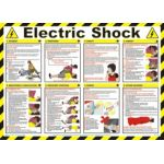Safety Poster - Electric Shock