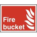 Fire bucket - RPVC (200 x 150mm)