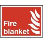 Fire blanket - RPVC (200 x 150mm)