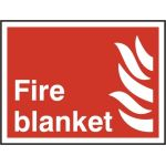 Fire blanket - SAV (200 x 150mm)