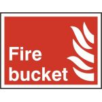 Fire bucket - SAV (200 x 150mm)