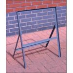 600 x 400mm Road Sign Stanchion - Empty